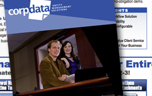 CorpData EntityManager Brochure